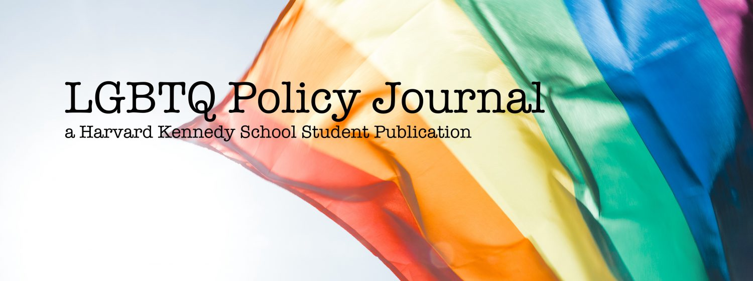 LGBTQ Policy Journal