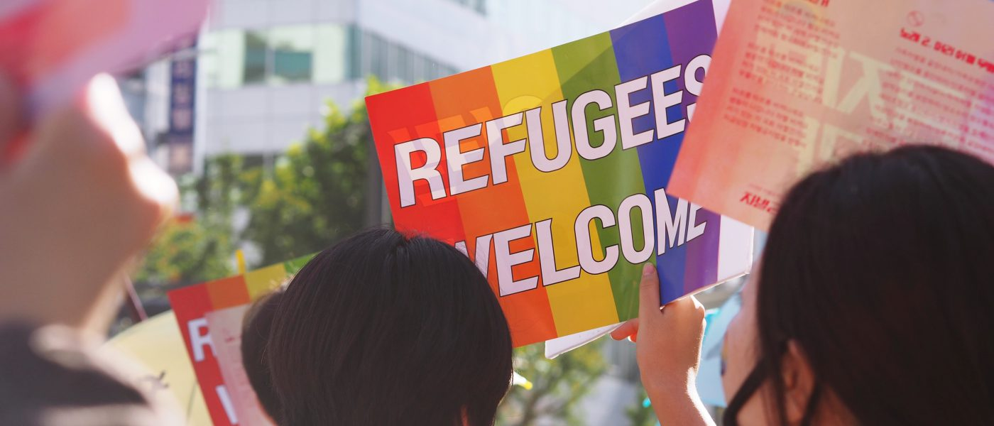Responding to the Needs of LGBTQ Refugees